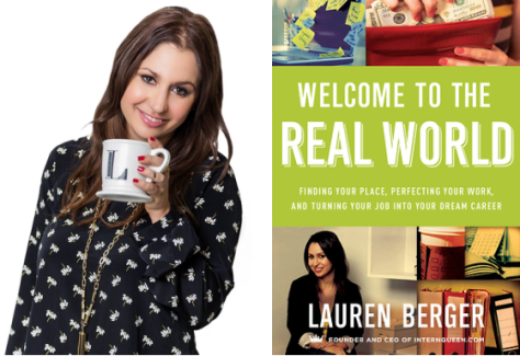 Lauren-Berger-Welcome-To-Real-World