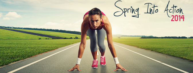 DAILY INSPIRATION: WE STEP BACK TO SPRING FORWARD